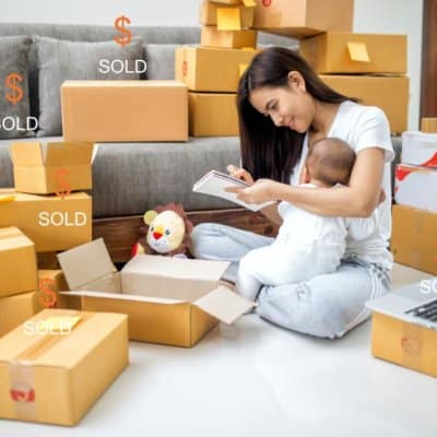 Mompreneur Lifestyle: 12 Best Business Ideas For Stay At Home Moms to Start Today