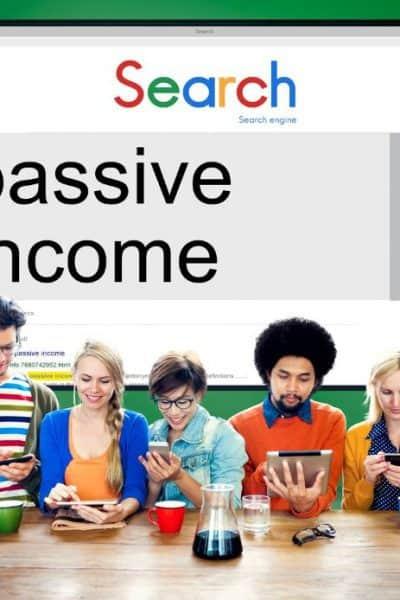 Passive income streams for college students