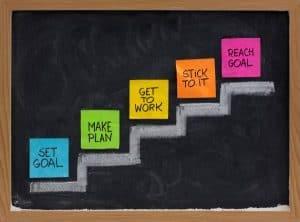 personal financial goals