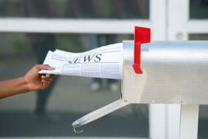 teen newspaper delivery